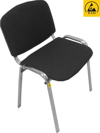 Антистатический стул DOKA-D108 для  посетителя